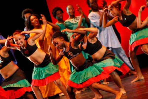 Kwanzaa Dance Concerts Dec. 27 & 28