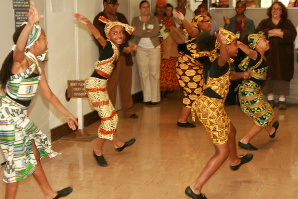 africandanceclass Start in Brunswick at the fun and funky El Camino Cantina (15 Cushing St.) ...