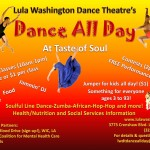 Dance All Day at Taste of Soul