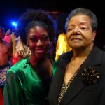 Elizabeth Eckford of Little Rock Nine Attends Lula Washington Dance Theatre Concert at Grand Prairie Center in Stuttgart, Arkansas Jan. 31, 2013