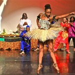 Lula Washington's Harambee Suite Wins Three Standing Ovations at its Three-Day Kwanzaa Festival