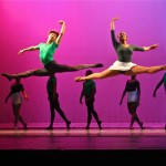 Recital and Summer Very Busy for Lula Washington Students