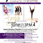 Recital Saturday, June 13, 3pm @ Japan America Theatre