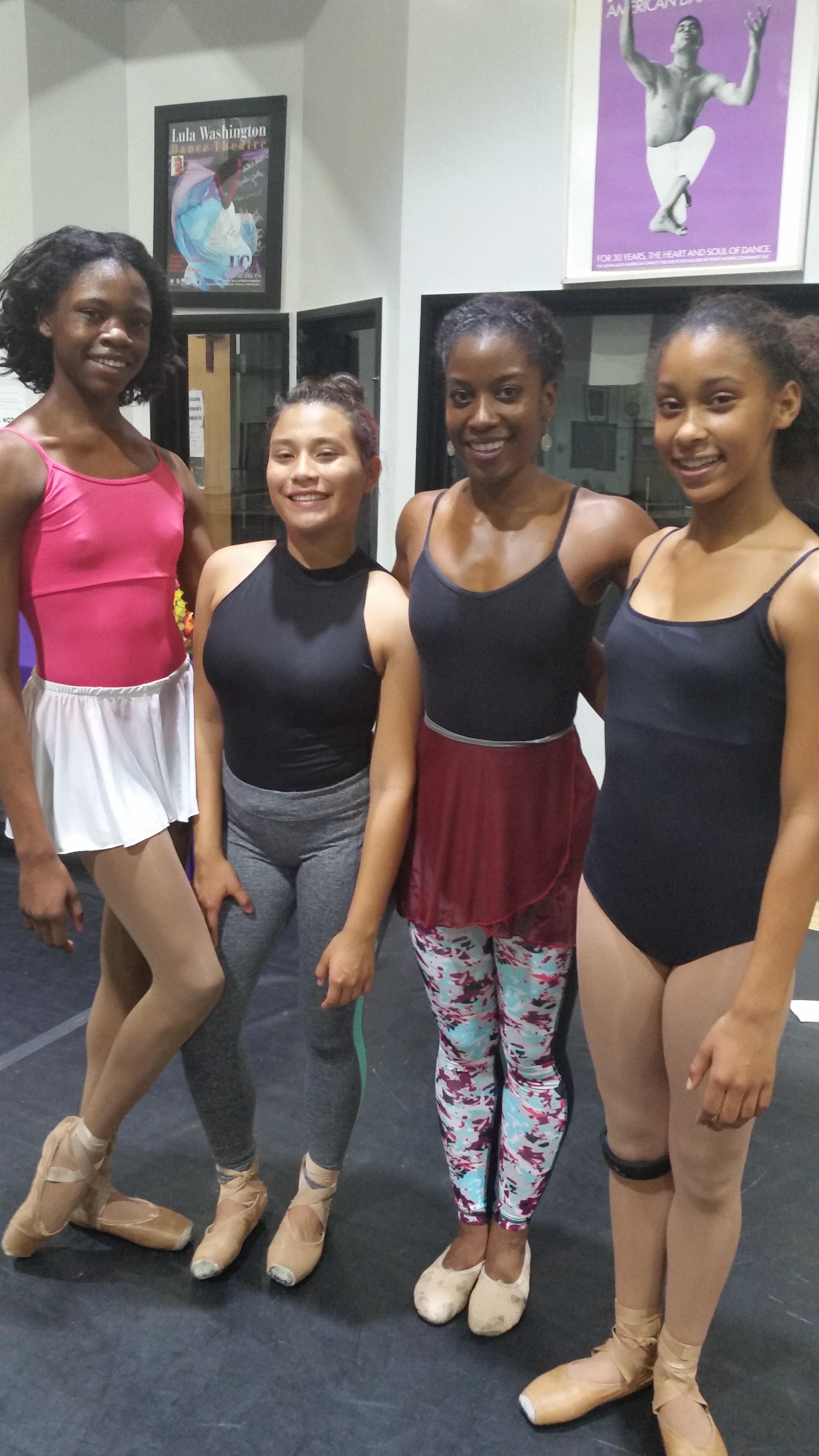 Repertoire Workshops — London Ballet Classes